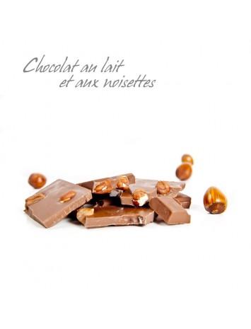 Chocolat Lait-Noisette Bionoor (tablette 100g)