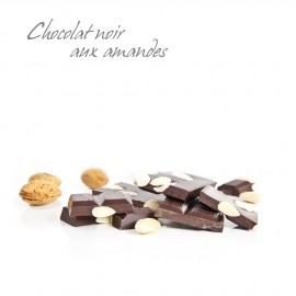 Chocolat Noir-Amande Bionoor (tablette 100g)